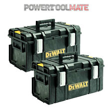 DeWalt DS300N DS300 Toughsystem Tool Storage Case *TWIN PACK* (No Tote Tray)
