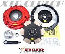 XTD STAGE 4 CLUTCH & 10LBS FLYWHEEL KIT 92-93 INTEGRA YS1 (1700 series)
