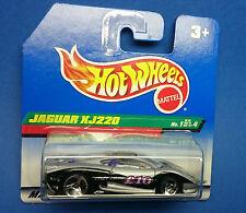 Hot Wheels Treasure Hunt Jaguar XJ 220