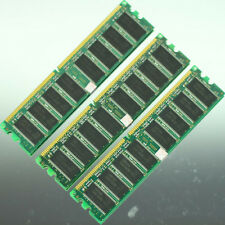3GB 3x1GB PC2100 DDR266 Low-Density MEMORY For Dell,HP,IBM,ASUS,MSI desktop ram