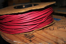 600FT Cableco Powerflex 1000 cable wire 10awg HV10-40-2 Red 1000V flexible PVC