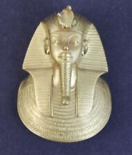VTG MMA Metropolitan Museum of Art Egyptian Revival King Tut Sarcophagus Pendant