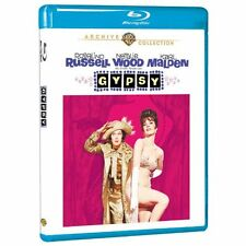 GYPSY (1962 Rosalind Russell)   -  Blu Ray - Sealed Region free for UK