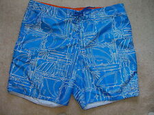 "+ Mens Shorts size XXL (44-45"") Quiksilver Waterman Collection surf shorts board"