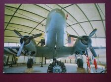 POSTCARD THIS PLANE TRANSPORTED US PARATROOPERS TO SAINTE MERE EGLISE 1944