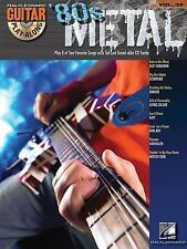'80s Metal: Guitar Play-Along Volume 39, Hal Leonard Corp., Acceptable Book