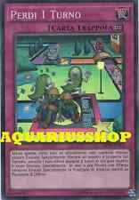 Yu-Gi-Oh Perdi 1 Turno AP08-IT013 SuperRara ITA Promo un Lose 1 Turn one Atral