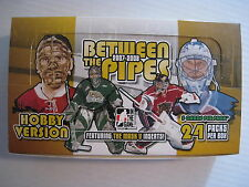 2007-08 ITG Between The Pipes Base Set  1-100  ***FREE SHIPPING WITHIN CANADA***