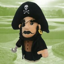 Pirate Golf Club Headcover for Driver, 1 wood, Oversize Golf Headcover by Daphne