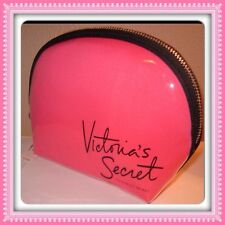 Victoria's Secret Makeup Pink  VS Cosmetic Bag Purse Clutch Wallet New with TAG