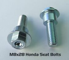 Honda CRF 250R 450R Seat Side Cover Bolts M8 Replaces OEM # 90121-MEN-A70