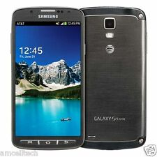 Samsung Galaxy S4 SGH-I537 Active UNLOCKED 16GB Gray Smartphone FAIR CONDITION
