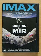 ~ IMAX - MISION A MIR ~ DVD SPACE STATION SPANISH VERSION BUY MORE SAVE A LOT