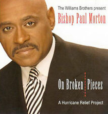 On Broken Pieces: Hurricane Relief Project by The Williams Brothers (CD,...