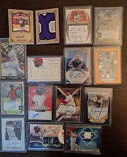 Massive 300+  Modern Baseball Card Lot - Auto, Relic, Rookie, SP, Chrome, Bowman