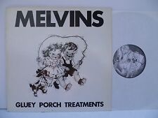 LP,  Melvins, Gluey Porch Treatments, Punk/Hardcore, Bestzustand, Mint-