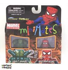 Marvel Minimates Series 30 Vault Guard & Spider-Girl