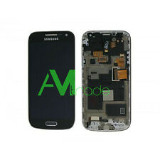 LCD DISPLAY COMPLETO TOUCH FRAME SAMSUNG GALAXY S4 MINI GT-i9195i BLACK I9195i