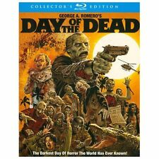 Day of the Dead (Blu-ray Disc, 2013, Collector's Edition) - NO Slip Cover!