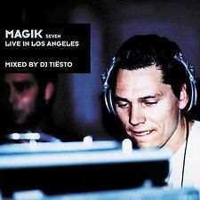 DJ TIESTO: Magik 7: Live in Los Angeles  Audio CD