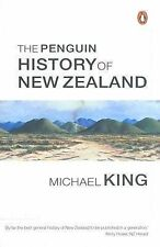 The Penguin History of New Zealand by Michael King (Paperback, 2003)