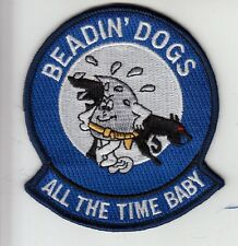 VF-143 BEADIN' DOGS ALL THE TIME BABY PATCH