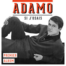 CD Salvatore Adamo - Si j'osais : son 1er album