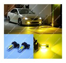 2x Super Bright Yellow Orange Color H8/H11 LED For Driving/Fog Lights bulb 7.5W