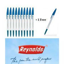 Reynolds 045 Fine Carbure BP (Pack of 10) Ball Pen + 1 Free