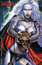 Lady Death Revelations #1 GREG HORN Naughty  Pin-up Artbook Ltd.. 150 Comic Book
