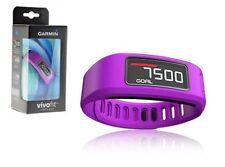 Garmin: Vivofit purple HRM Bündel- violett mit  herzfrequenzmesser standard