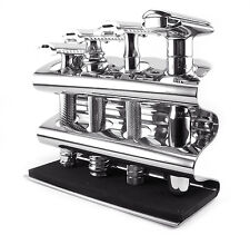 MUHLE Compatible Razor Stand - Solid Stainless Steel - Ships in 24hrs or Less