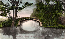 Waltham Abbey. Harold's Bridge by Frith.