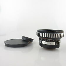 M42 Carl Zeiss Zebra Flektogon 4/20 Objektiv / lens