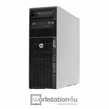 PC HP Z620 Workstation 2x Xeon 6-core E5-2640 RAM 32GB SSD 256GB Quadro 600 +W10