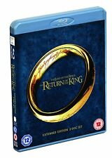 The Lord Of The Rings: The Return Of The King (Extended Edition) - UK Blu Ray