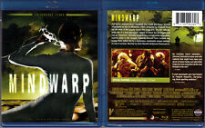 Blu-ray Bruce Campbell MINDWARP Angus Scrimm Twilight Time Limited WS NEW