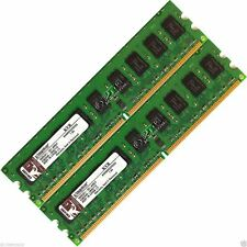 4GB(2x2GB) DDR2-533 PC2 4200 ECC Memory RAM Desktop