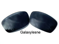 Galaxy Replacement Lenses For-Oakley Fives Squared Iridium Black Polarized