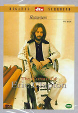 The Cream Of Eric Clapton (1995) Remasters DVD *NEW dts