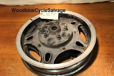 82 HONDA GL1100 GOLDWING INTERSTATE REAR RIM WHEEL 3.00X16  STRAIGHT OEM # 20055