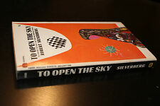 (52) To open the sky / Robert Silverberg / Ballantine book