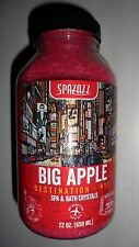 Spazazz Big Apple destinazione NYC SPA @ Vasca Idromassaggio Cristalli Fragranza 22 OZ