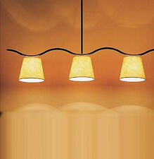 Bover - Ona suspension lamp - 3 lamp New in Box Retail $1006.00 Buy Now $294.95