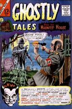US COMICS GHOSTLY TALES #55-169 SILVER/BRONZE AGE HORROR COMICS ON DVD