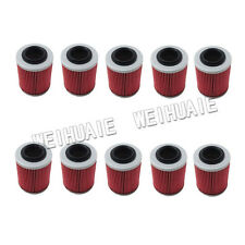 10x Oil Filter For Can-Am Bombardier Renegade Outlander 330 400 500 650 800 1000