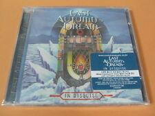 LAST AUTUMN'S DREAM - In Disguise CD w/ Bonus Track (Sealed)