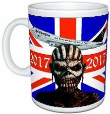 Iron Maiden Book Of Souls UK Tour 2017 Coffee/Tea Mug