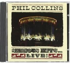 Phil Collins - Serious Hits Live! [New CD]