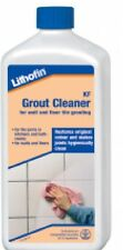Lithofin KF Grout cleaner 500ml protects grout